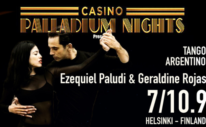 PALLADIUM NIGHTS – SEPTEMBER 7-9.9 2017